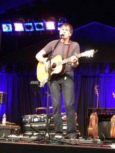Martyn Joseph playing at the Bristol Colston Hall 2014